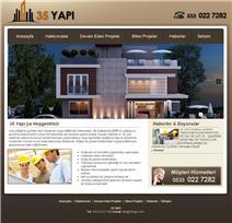 inşaat web tasarımı